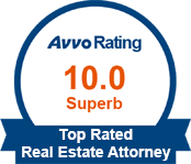 AVVO Top Rated Real Estate Attorney