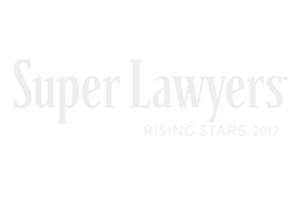 Super Lawyers Rising Star Since 2017